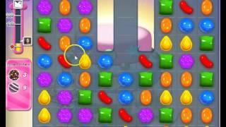 Candy Crush Saga Level 208 NEW VERSION