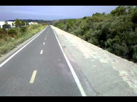 Oceanside bike trail