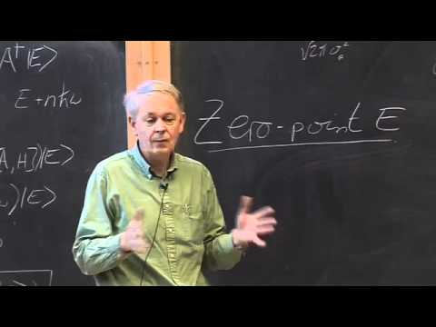 008 The Harmonic Oscillator and the Wavefunctions of its Stationary States