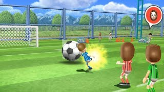 Wii Party - Battle Mode Minigames Player Vs Elisa Vs Colle Vs Fumiko thumbnail