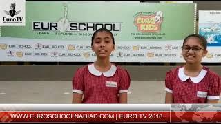 05. Euro TV 2018 | AASTHA PATEL