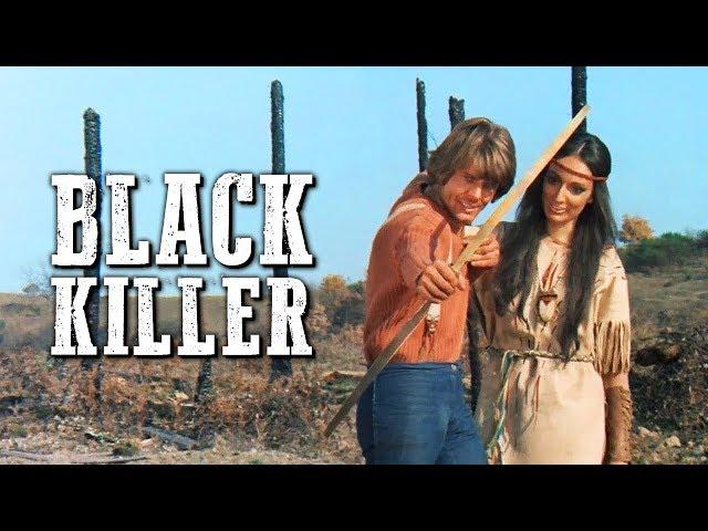 Black Killer | WESTERN | Free Movie | English | Drama | Full Length | Full Western Film
