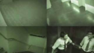 Terrifying footage proves existence of ghosts?