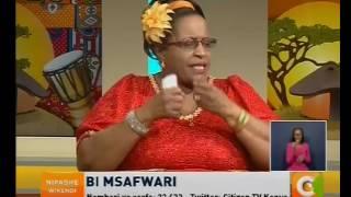Mawaitha na Bi. Msafwari