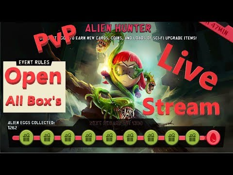 Alien Hunter event, opening every prize box South Park phone destroyer