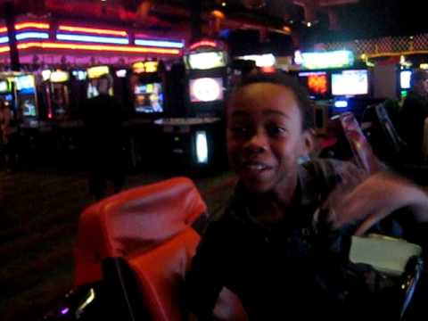 Speed Of Light Game At Dave And Busters Doovi