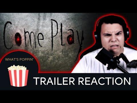Come Play Trailer #1 (2020) – REACTION | Jimmy | What's Poppin'