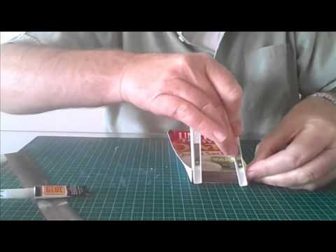 Building Model Train Station Platforms For Model Railroads