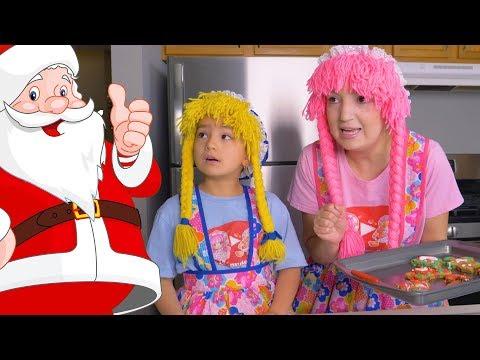 Como hacer Galletas de Navidad para Santa S3:196