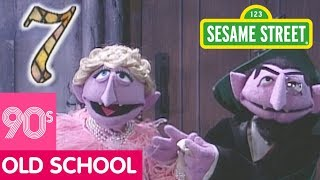 Sesame Street: The Count Sings About Seven | #ThrowbackThursday