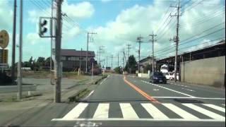 【車載動画】栃木県道めぐりシリーズ r11栃木藤岡線(その2)