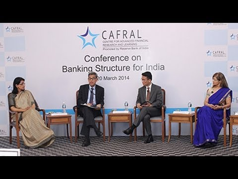 A panel discussion on Presence and Structure of Foreign Banks in India