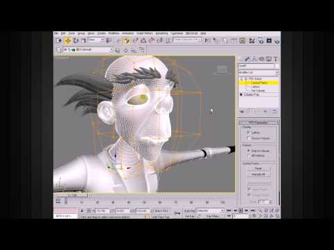 3ds Max Modeling Tips - Using The FFD Modifiers In 3ds Max