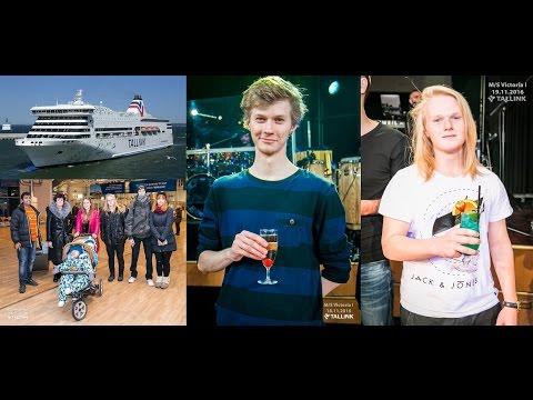 Birthday Celebration Cruise- OLIVER 20 & SILVER 15