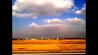 TAKE OFF TO LEH AIRPORT FROM SRINAGAR INTERNATIONAL AIRPORT THROUGH GOAIR AIRLINES AEROPLANE J&K