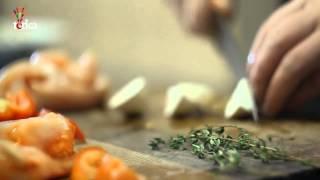 Ресторан Терка Харьков - Теплый Салат