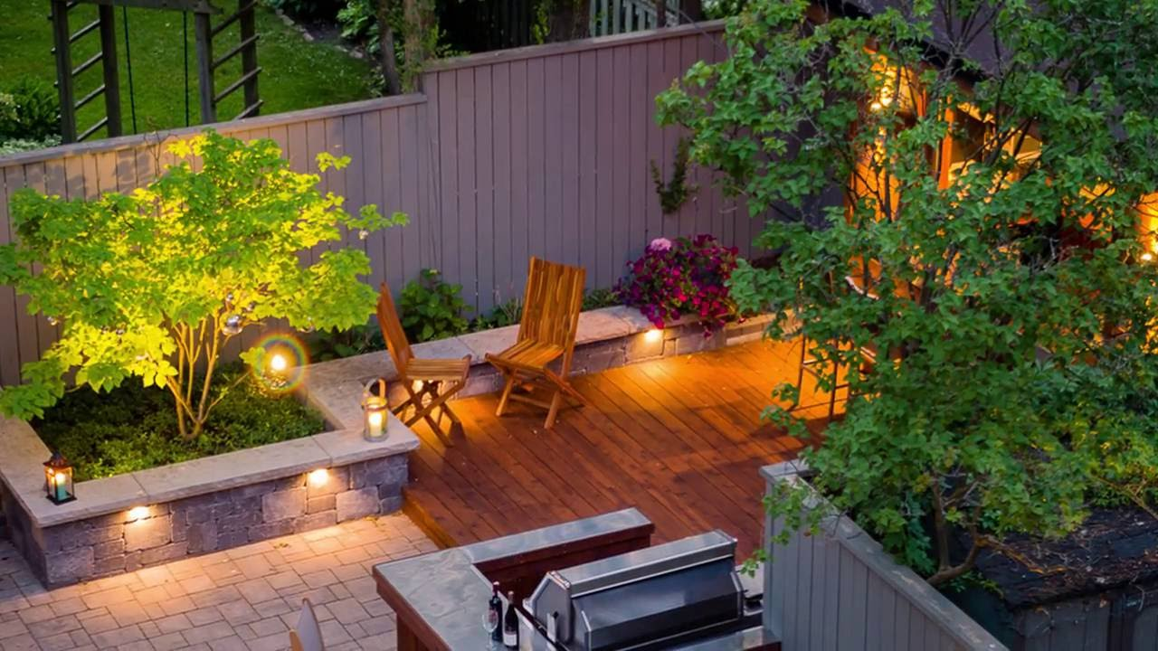 Backyard Transformation By Land Effects