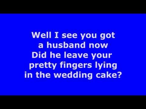 Alison   Elvis Costello with lyrics
