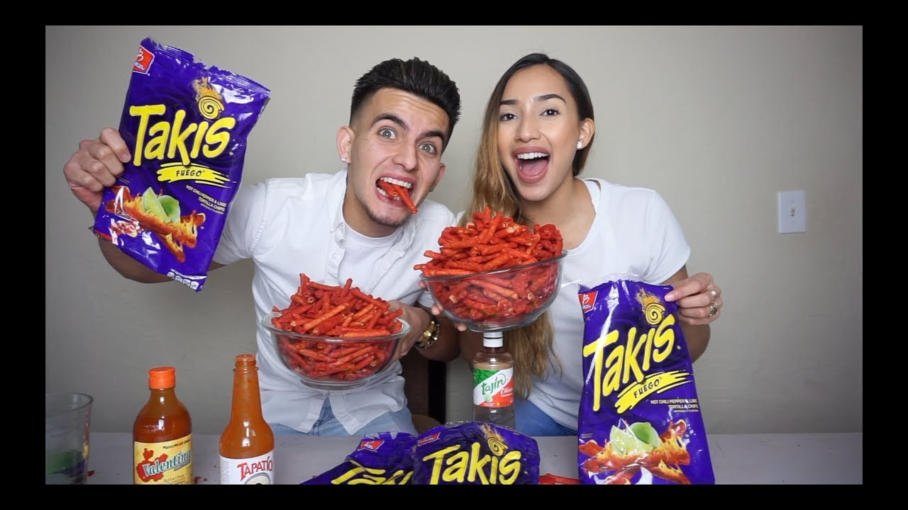 Weird Food Combos With Takis 4