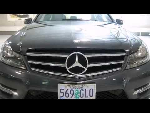 2014 Mercedes Benz C Class C300 In Wilsonville, OR 97070
