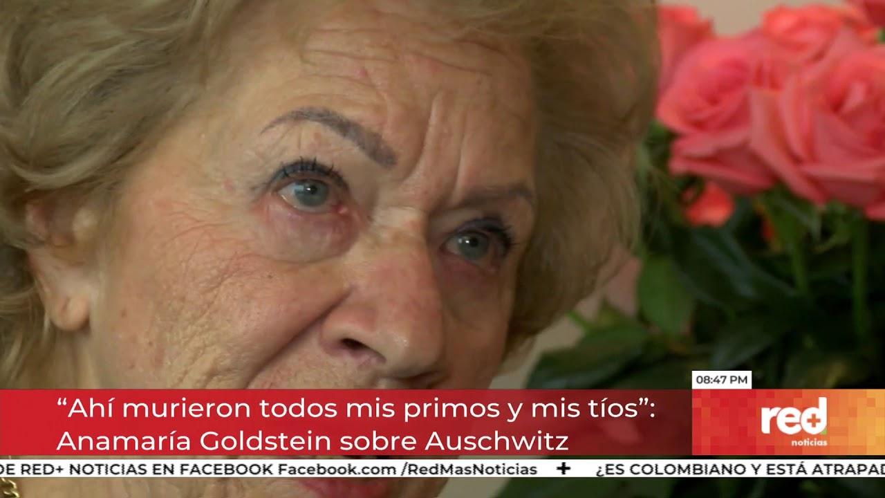 Nota de Red+ Noticias en el día de la Recordación del Holocausto.