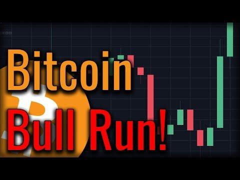 Bitcoin Finds Support At $6k - Bitcoin Bull Market Soon?