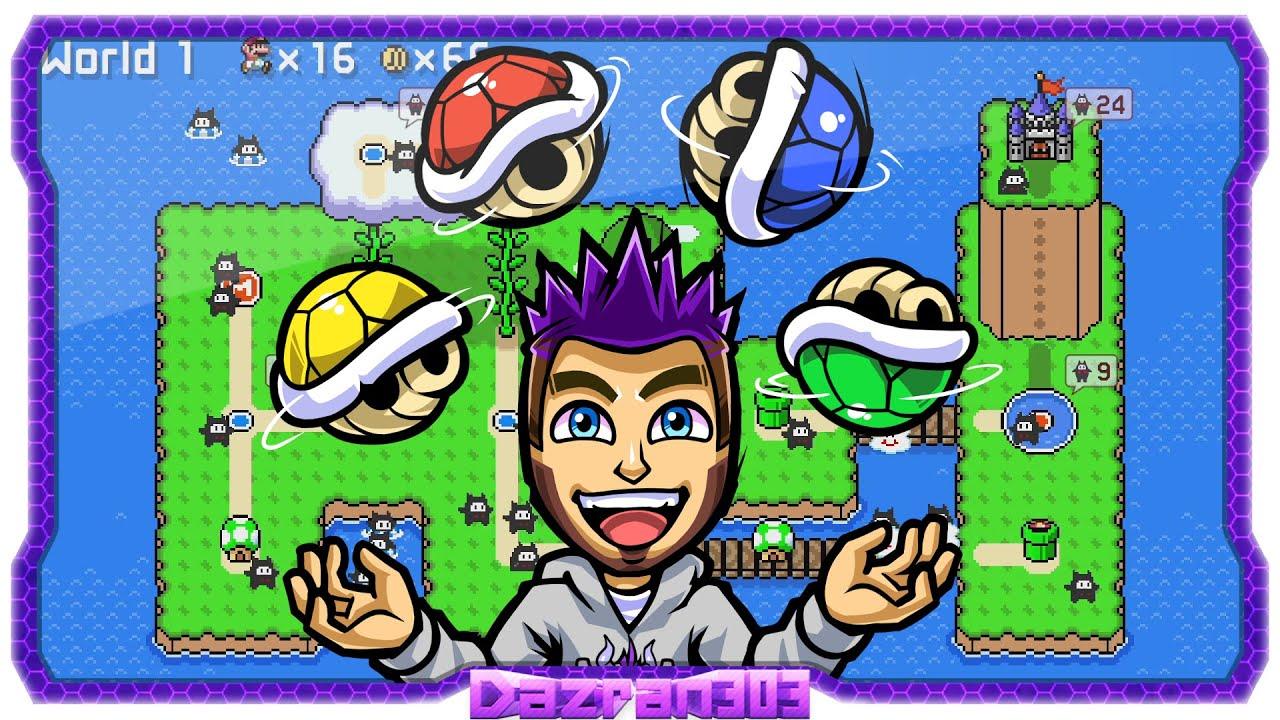 Super Dazran303 World Trailer (Super Mario Maker 2)