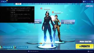 FORTNITE-BOUGHT THE PACK OF 20 EUROS AND RODRIGO ANDRE SPOKE WITH YOUTUBERS TO LAUNCH A HASHTAG