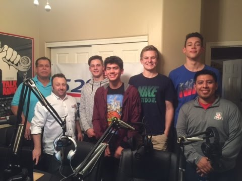 520SportsTalk Episode 17 - Pusch Ridge Christian Academy Basketball