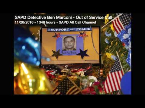 SAPD Detective Ben Marconi Out of Service Call
