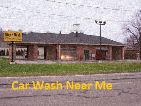 auto car wash near me