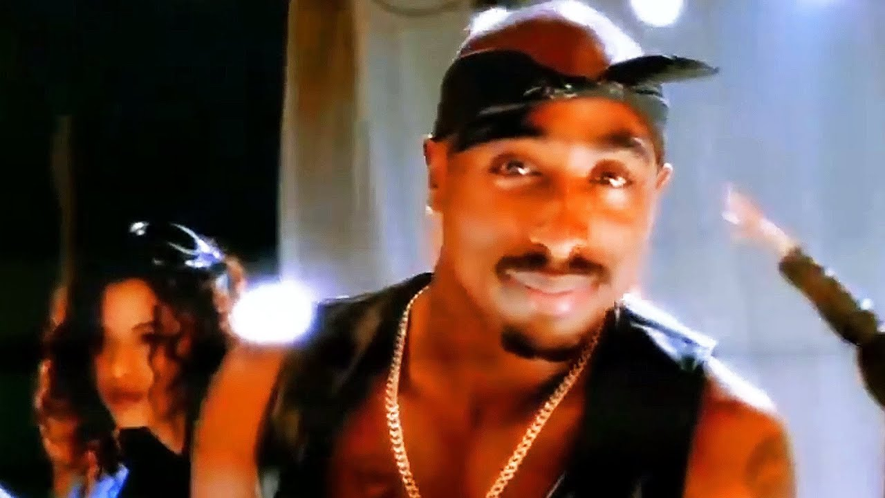 2Pac - All About U (Dirty) (Official Video) HD