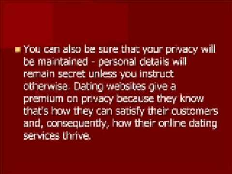 benefits of online dating sites macht online dating beziehungsunfähig