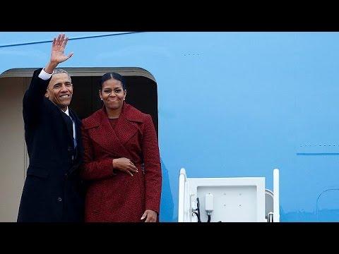 Барак Обама и