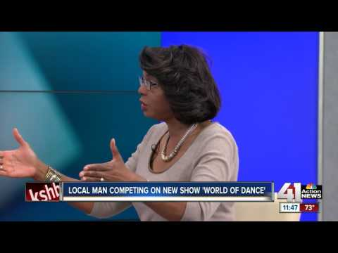 Lee's Summit native competing on new show 'World of Dance'