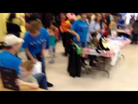 Suess on the Loose at Putnam County Primary School March 5, 2016