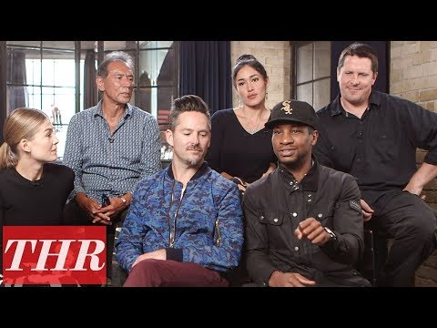 Christian Bale, Rosamund Pike, & Scott Cooper Discuss Period Drama 'Hostiles' | TIFF 2017