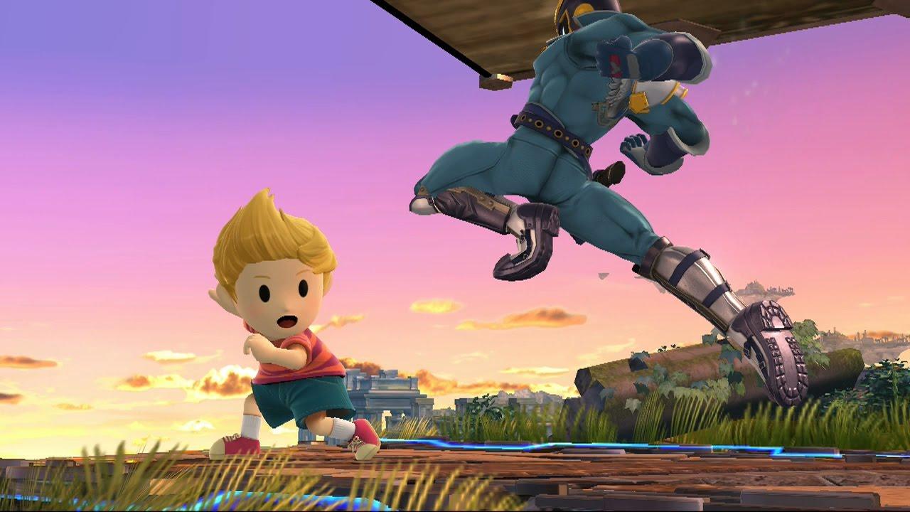 Smash Shorts】- #5: Lucas' Founded Revenge - IcyMcSpicy
