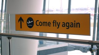 Come Fly Again   Win flights & reunite with loved ones.