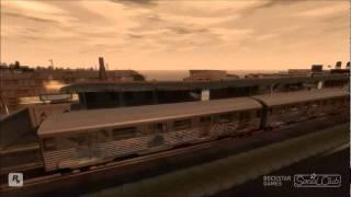 KINO feat GTA IV - Electrichka