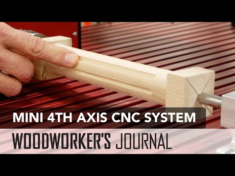 Mini 4th Axis CNC System | What's In Store