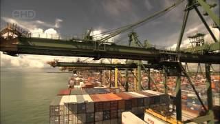Документальный фильм  Суперсооружения Мегакорабли 2014 HD смотреть онлайн