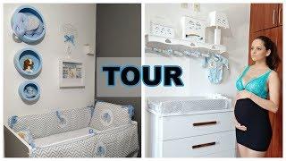 Tour Pelo Quarto do Bebê - Quarto Compartilhado
