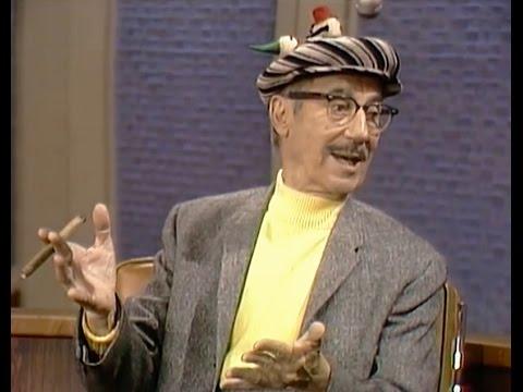 Groucho Marx Dick Cavett 1971