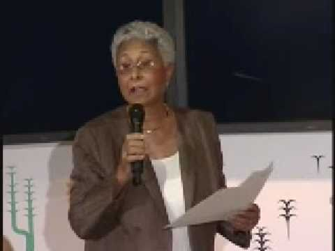 Mary Alexander tells her story at The World of Coke