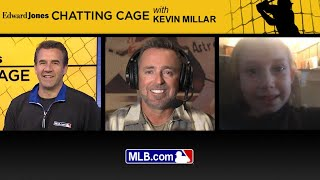 Chatting Cage: Kevin Millar answers fans' questions thumbnail