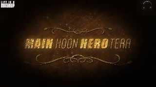 DJ Chetas - Main Hoon Hero Tera (Remix)