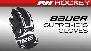 Bauer Supreme 1S Glove Review
