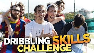 DRIBBLING SKILLS SOCCER CHALLENGE! - [SPECIALE 120.000 ISCRITTI]