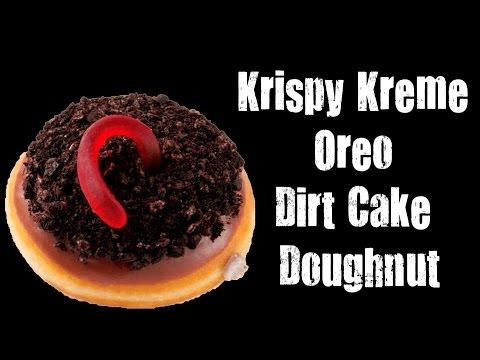 Krispy Kreme Oreo Dirt Cake Carbs Krispy Kreme Oreo Dirt